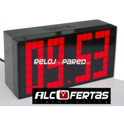 Reloj Despertador Digital Led