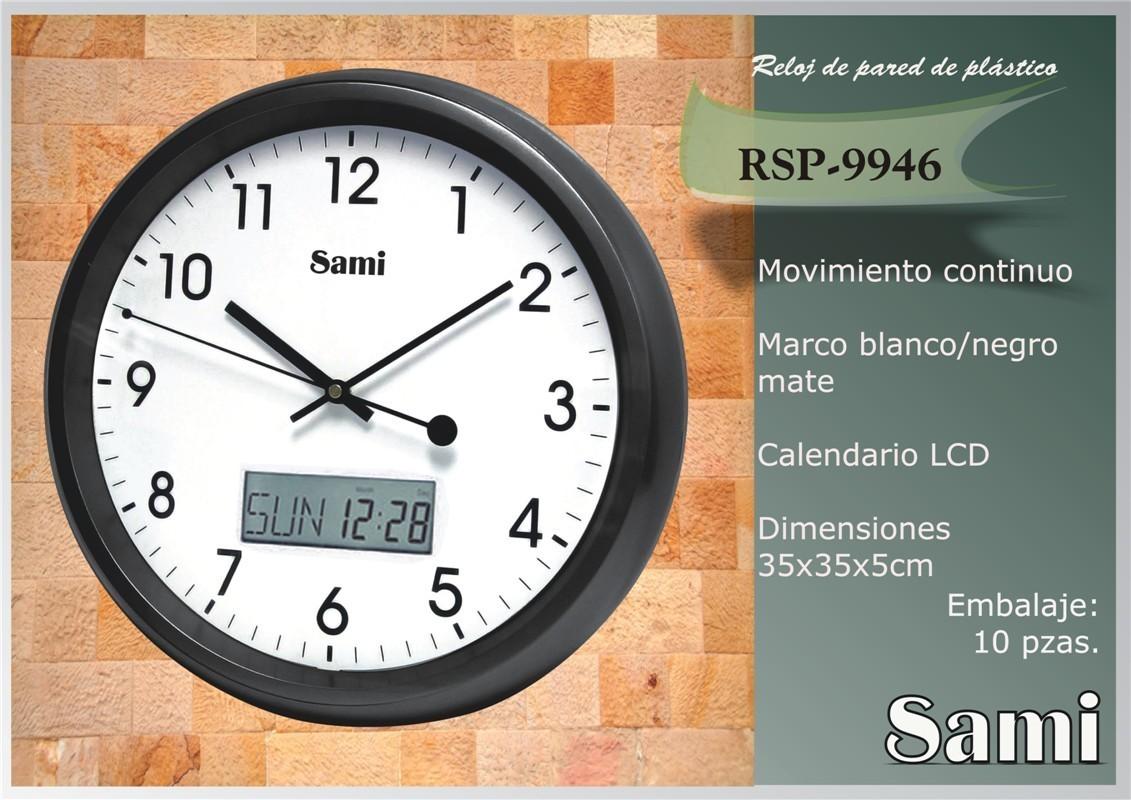 RELOJ DE PARED Sami - Reloj de Pared